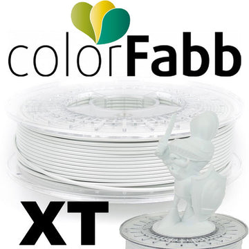 ColorFabb XT Copolyester - Light Grey - 2.85mm