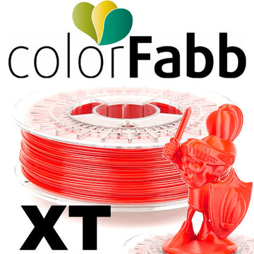 ColorFabb XT Copolyester - Red - 2.85mm