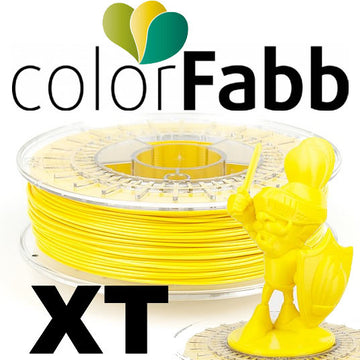 ColorFabb XT Copolyester - Yellow - 2.85mm