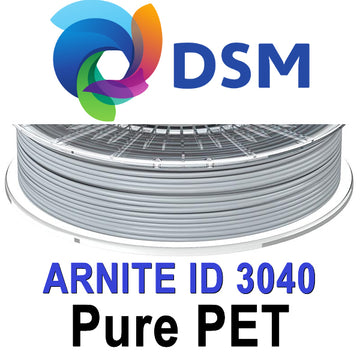 DSM Arnite 3040 PETP Filament - Grey - 2.85mm