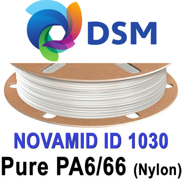DSM Novamid 1030 Pure PA6/66 Nylon Filament - Natural - 1.75mm