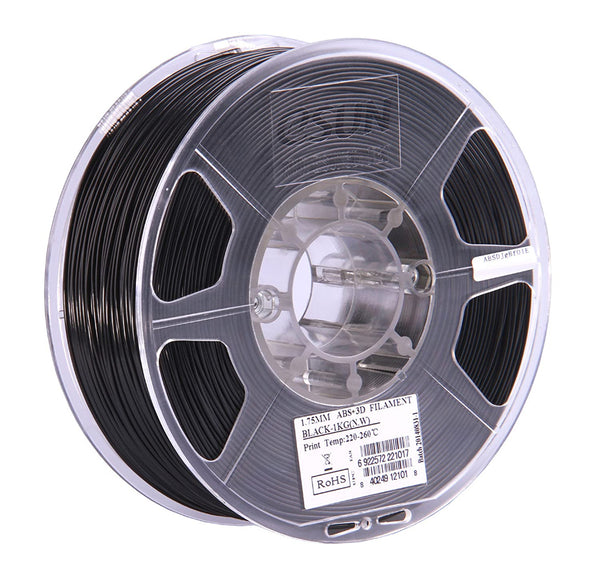 eSun ABS+ low warp ABS 3D printing filament Canada