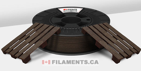 Buy easywood wood coconut filament for 3d printing printers in Canada