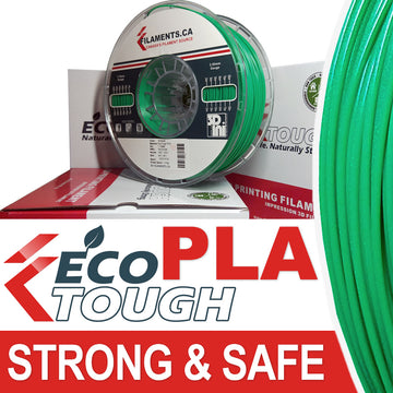 EcoTough™ PLA Filament - Emerald - 2.85mm