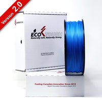 EcoTough PLA Version 2.0 3D Printing Filaments Canada