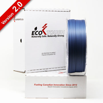 EcoTough™ PLA 2.0 - Blue Steel - 1.75mm