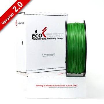 EcoTough™ PLA 2.0 - Dark Green - 1.75mm