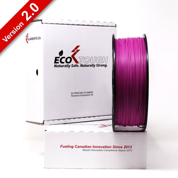 EcoTough™ PLA 2.0 - Purple - 1.75mm