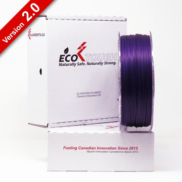 EcoTough™ PLA 2.0 - Purple Haze - 1.75mm