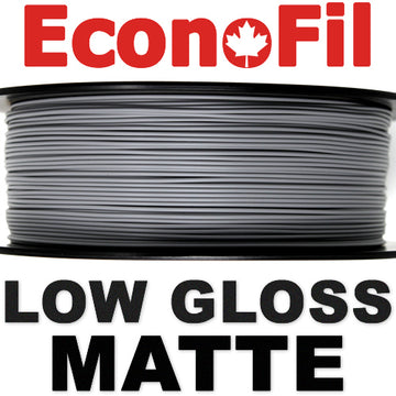 EconoFil™ Matte PLA - GREY - 2.85mm