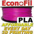 EconoFil™ Standard PLA Filament 1KG - Purple - 2.85mm