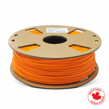 EconoFil™ Standard PLA Filament - Orange - 1.75mm - 1KG