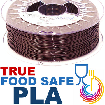 TRUE Food Safe PLA - Eggplant Purple - 1.75mm