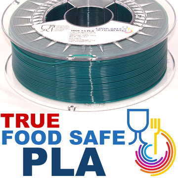 TRUE Food Safe PLA - Lacinato Green - 1.75mm