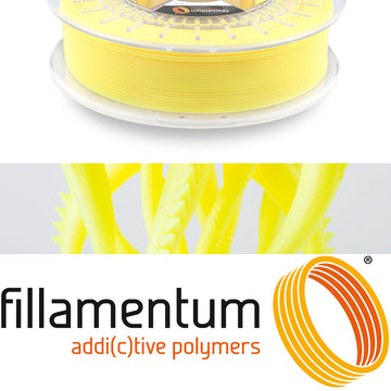 PLA Extrafill - Luminous Yellow - 2.85mm