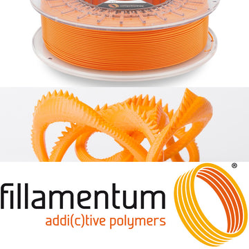 PLA Extrafill - Orange Orange - 2.85mm