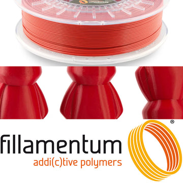 PLA Extrafill - Signal Red - 2.85mm