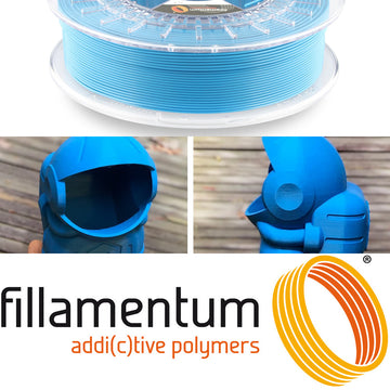 PLA Extrafill - Sky Blue - 2.85mm