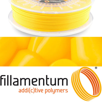 PLA Extrafill - Traffic Yellow - 2.85mm