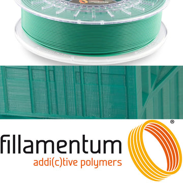 PLA Extrafill - Turquoise Green - 2.85mm