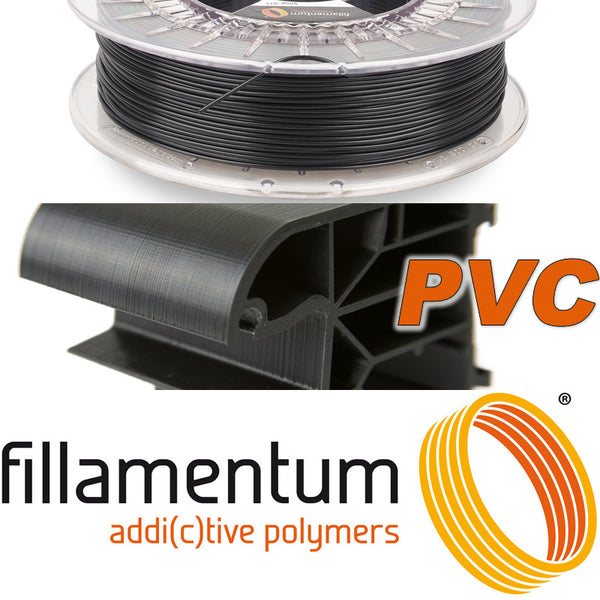 Fillamentum Vinyl 303 PVC Filament 3D Printer Canada