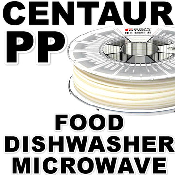 Centaur (PP) Polypropylene Filament - White - 1.75mm
