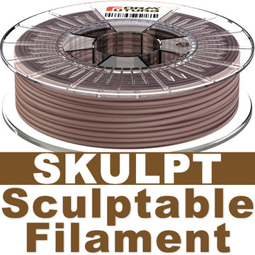 Thibra3D SKULPT Sculptable Filament - Copper - 1.75mm