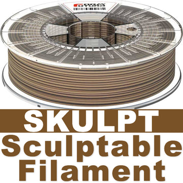 Thibra3D SKULPT Sculptable Filament - Gold - 1.75mm