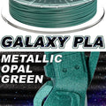 Galaxy PLA Metallic - Opal Green - 2.85mm