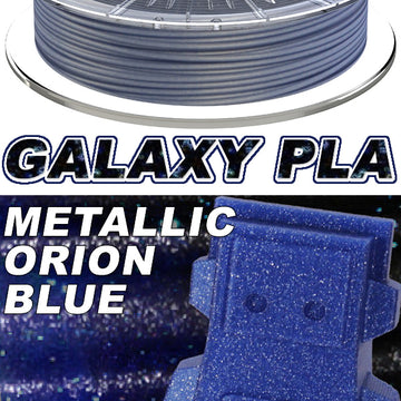 Galaxy PLA Metallic - Orion Blue - 2.85mm