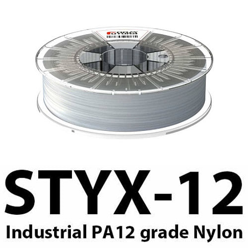 STYX Nylon PA12 - CLEAR Natural - 1.75mm