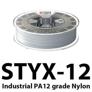 STYX Nylon PA12 - CLEAR Natural - 2.85mm