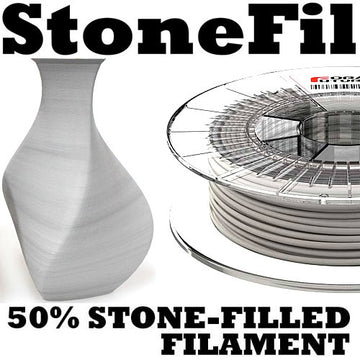 StoneFil Stone Filament - Granite - 1.75mm