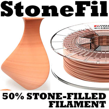 StoneFil Stone Filament - Terracotta - 2.85mm