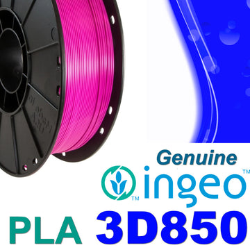 Genuine INGEO PLA 3D850 Filament - Fuchsia - 1.75mm