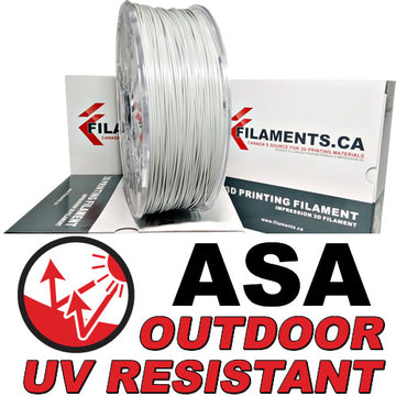 ASA Filament - Grey - 2.85mm