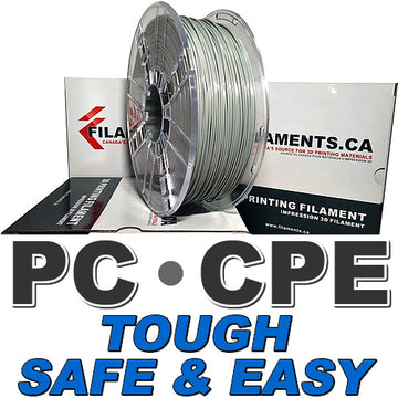 Easy PC CPE Filament - GREY - 1.75mm