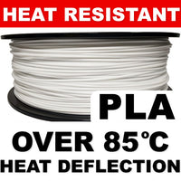 heat resistant PLA 3D printer filament Canada
