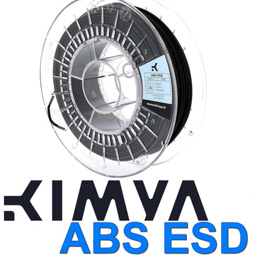 Kimya ABS-ESD 3D Filament - Black - 1.75mm