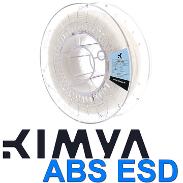 Kimya ABS-ESD 3D Filament - Natural off white - 1.75mm
