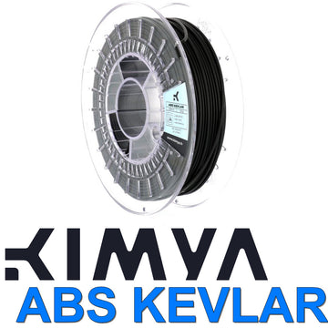 Kimya ABS KEVLAR 3D Filament - Black - 2.85mm