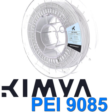 Kimya PEI-9085 3D Filament - Light Grey - 1.75mm