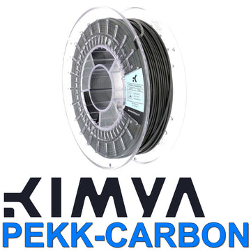Kimya PEKK Carbon 3D Filament - Grey - 1.75mm