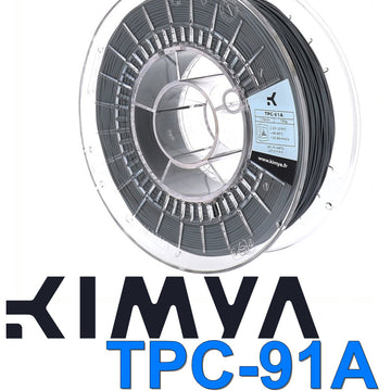 Kimya TPC-91A 3D Filament - Grey - 1.75mm