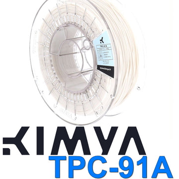 Kimya TPC-91A 3D Filament - White - 1.75mm