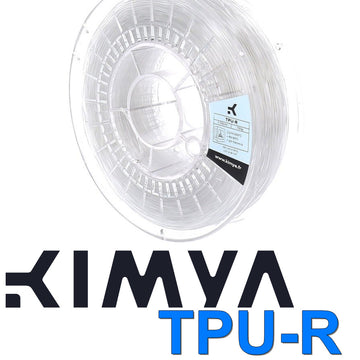 Kimya TPU-R 3D Filament - Natural - 1.75mm