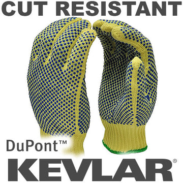 Kevlar Cut Resistant Gloves - 1 Pair