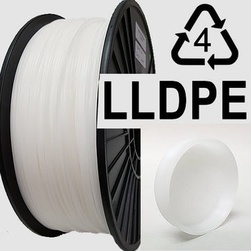 LLDPE Filament - Natural - 2.85mm