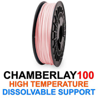 Lay filaments Chamberlay high temperature water soluble support 3D prinitng filament Canada