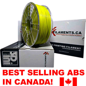ABS Filament - LIGHT GREEN - 2.85mm